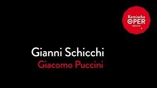 Gianni Schicchi | Trailer | Komische Oper Berlin