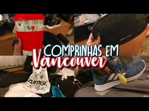 COMPRINHAS DE VANCOUVER - DIÁRIO DE INTERCÂMBIO