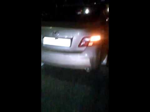 Краснодарский край Ст.Динская Toyta Kemri А750АА 93 Сбила человека на пешеходном переходе