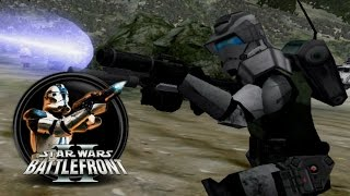 Star Wars Battlefront II Mods (PC) HD: Empire Rising: Beta III - Kashyyyk