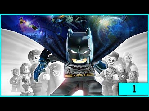NUNUNUNUNUN BATMAN!   Lego Batman 3 Beyond Gotham   Ep.1