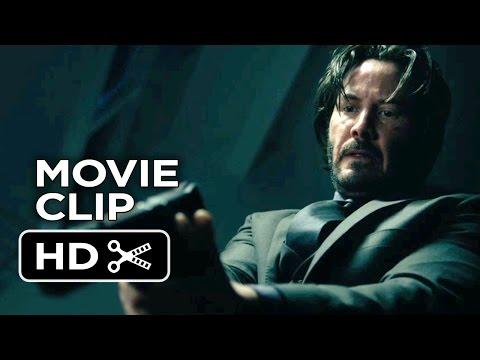 John Wick Movie Clip - Intruders (2014) - Keanu Reeves Action Movie HD