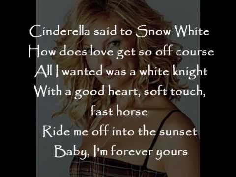 Faith Hill- This Kiss(with lyrics)
