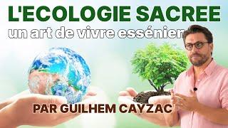 |Conférence| L'écologie sacrée, un art de vivre essénien