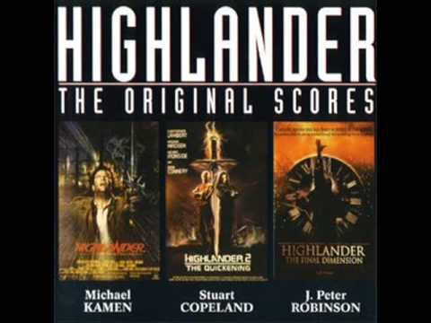 Highlander Theme - Michael Kamen