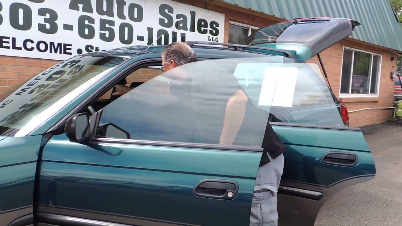 Stans Auto Sales >> Stans Auto Sales Llc Lots Of Subaru S Youtube
