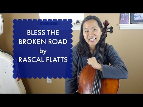 HOW TO PLAY|| Rascal Flatts Bless the Broken Road