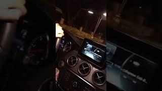 Araba için snap gece gezmeleri
