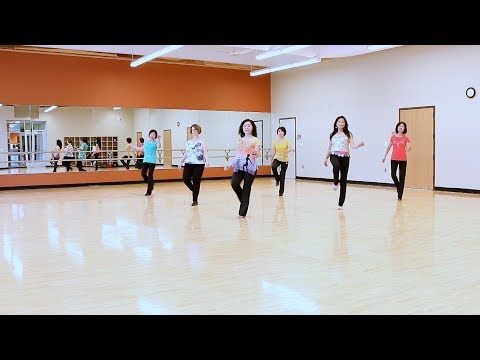 Speak To A Girl - Line Dance (Dance & Teach)
