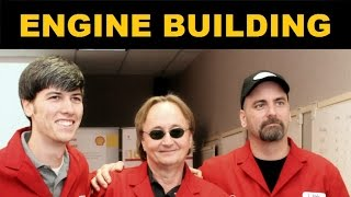 EricTheCarGuy vs Scotty Kilmer vs Engineering Explained - Engine Building Contest