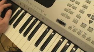 Ketron SX3000 Voices