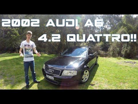 2002 Audi A6 4.2 quattro Review - ThreadCar