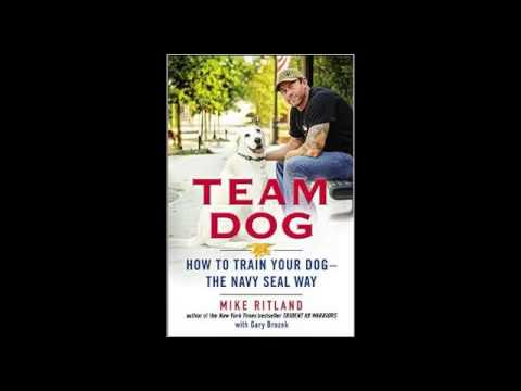 Mike Ritland 'Team Dog' Book Talk Radio interview