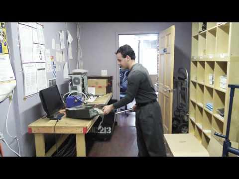 """How to repair a FreePBX/Asterisk PBX using Lenovo hardware as an authorized repair center."" 3-28-14"