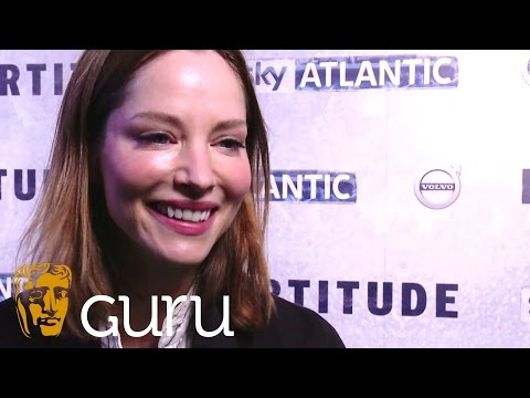 60 Seconds With... Sienna Guillory