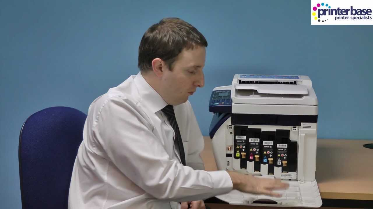 Xerox Workcentre 6015 Multifunction Printer Overview Review Youtube