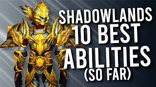 Shadowlands Top 10 Exciting Abilities Returning To Classes! - WoW: Battle For Azeroth 8.2