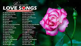 Most Old Love Songs 70's 80's By Mariah Carey, Celine Dion, Whitney Houston ❣The Best Songs Of World