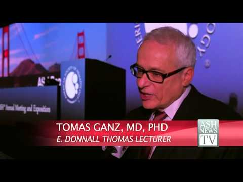 ASH News TV: E Donnall Thomas Lecture