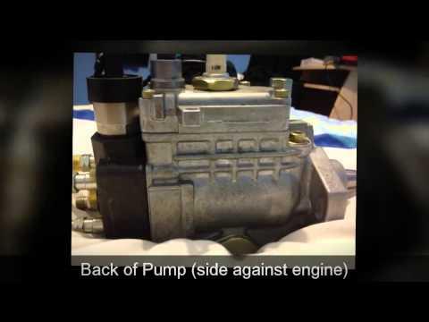 1KZT-E Toyota Denso Injection Pump in Depth look - Landcruiser/colorado/prado