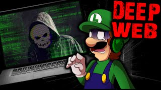LET'S EXPLORE THE DEEP WEB! [DEEP WEB SIMULATOR: WELCOME TO THE GAME]