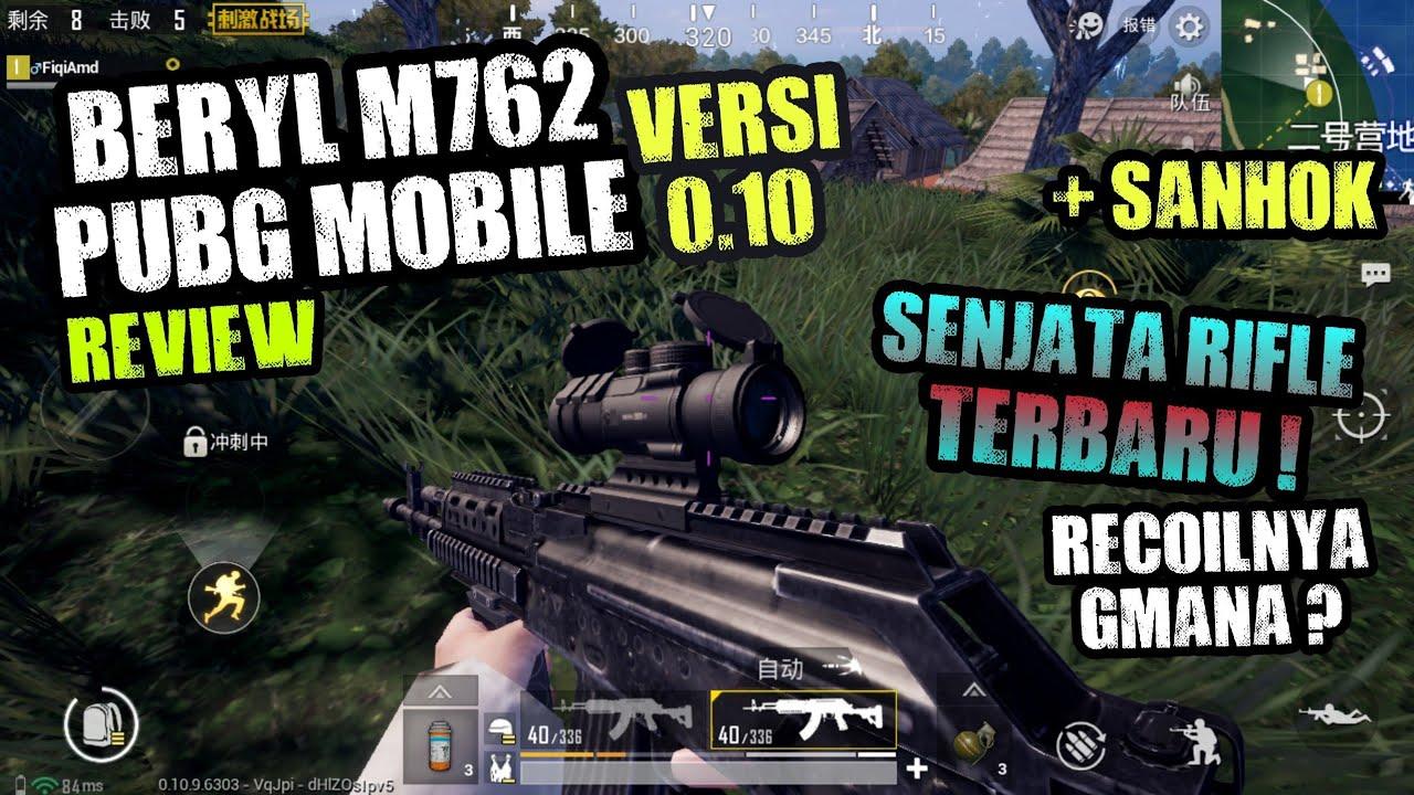 Pubg Mobile Quantum Update   Senjata Beryl M Review