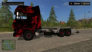 "[""Daf Black And Red - Farming Simulator 17"", ""Farming Simulator 17"", ""Farming Simulator 19"", ""fs17"", ""fs19"", ""mod"", ""modding"", ""download"", ""gratuit"", ""free"", ""telechargement"", ""truck"", ""cars"", ""2019"", ""fun"", ""video"", ""gameplay"", ""voiture"", ""youtube"", ""goo"
