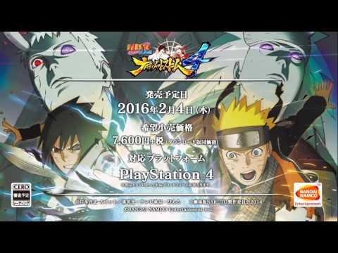 Naruto Ultimate Ninja Storm 4 Novo gameplay mostra o combate em duplas