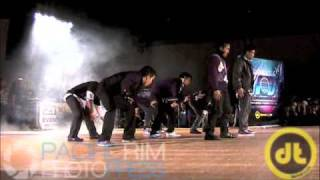 Quest Crew Performs at World of Dance Pomona