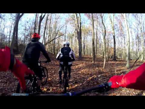 Mountain Biking Blauvelt New York