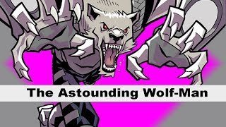 The Astounding Wolf Man #1 Comic (Review)