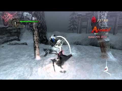 Devil May Cry 4: Special Edition Nero/Dante NG Devil Hunter Speedrun in 1:30:45