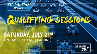 REPLAY - Red Bull Ring Round 2018 - Qualifying Sessions thumbnail
