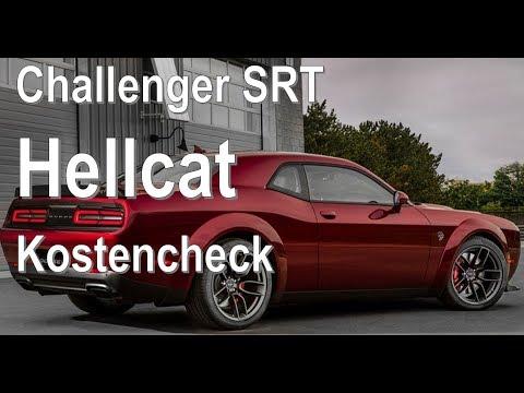 Dodge Challenger SRT Hellcat (2018) im Kostencheck