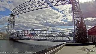 Preview of stream Duluth aerial lift bridge, Duluth, MN, USA