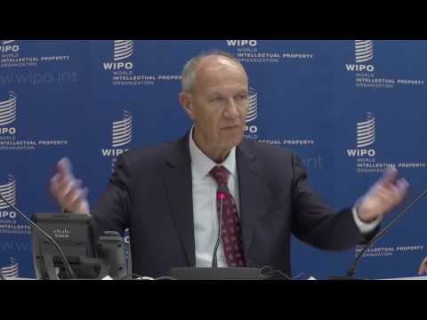 WIPO Director General Talks IP with High School Students