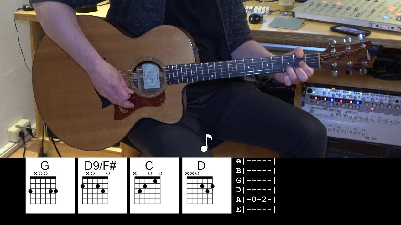 Wonderful Tonight - Acoustic Guitar - Eric Clapton - YouTube
