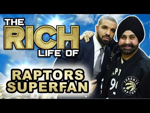 Nav Bhatia   The Rich Life   $50 Million Dollar Toronto Raptor Super Fan