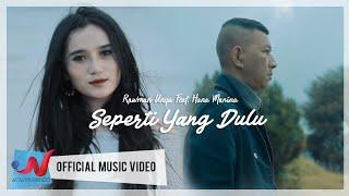 Rowman Ungu Ft. Hana Monina - Seperti Yang Dulu (Official Music Video)