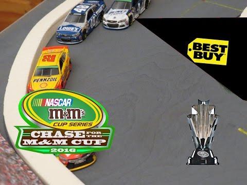 Nascar Stop Motion M&M Cup Series S3 Race 25: Best Buy 200