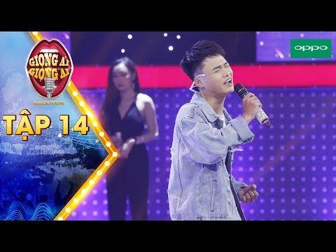 Giọng ải giọng ai 3 | Tập 14:Người quen của Đại Nghĩa phá tan nát hit của Trịnh Thăng Bình