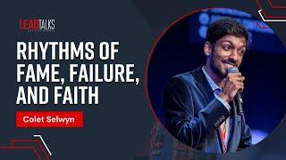 Colet Selwyn   Singer, Business Analyst   Music   LeadTalks Chennai 2019