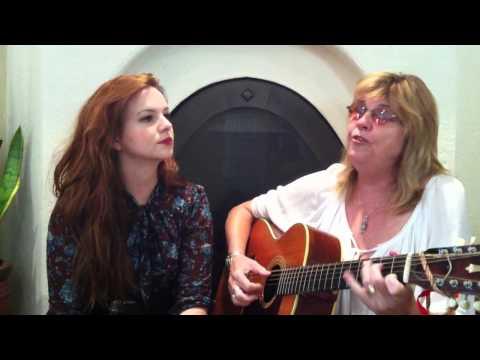Amber Tamblyn and Bonnie Tamblyn sing EARLY MORNING RAIN and RAVEN