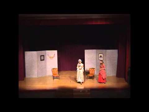 L'Avare de Molière acte III par le Rideau rouge