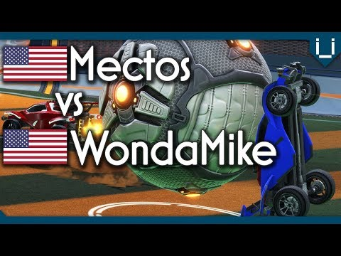 Best Stream Debut Ever? | Mectos vs WondaMike | Rocket League 1v1 thumbnail