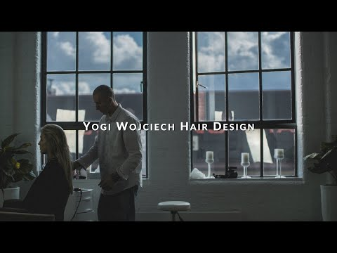 Yogi Wojciech Hair Design | PROMO VIDEO [4K]