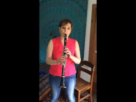 Clarinet QuarterTes