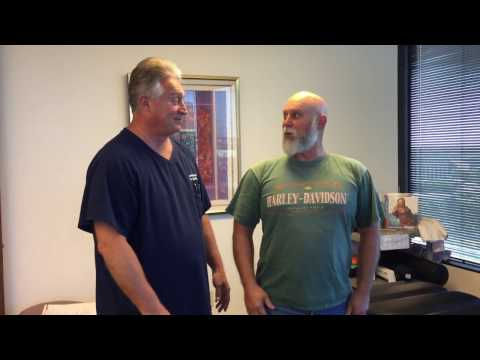 U.S Marine Corps Veteran's Life Changing Experience AT Advanced Chiropractic Relief