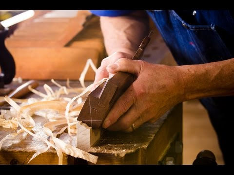 Choosing, Refurbishing & Using Moulding Planes with Bill Anderson
