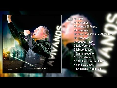 Marco Barrientos - Avivanos 2008 (CD Completo)
